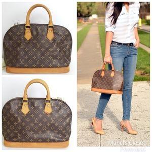 Louis Vuitton Bags - Louis Vuitton Alma #1709M